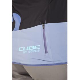 Cube AM Langærmet cykeltrøje Damer sort